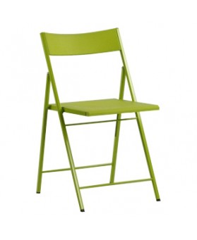 SIlla Plegable Slim Verde