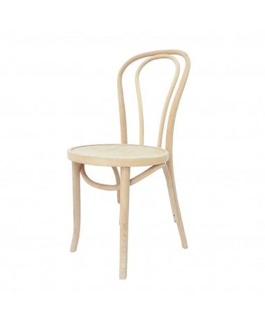 silla madera thonet sin barnizar