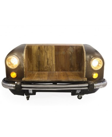 Sofá vintage coche