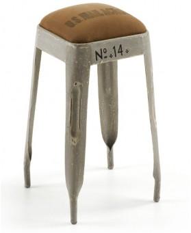 Taburete  Sub Vintage asiento saco