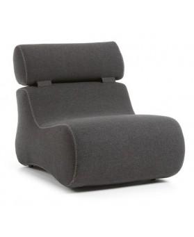 Butaca Confort gris