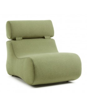 Butaca Confort verde