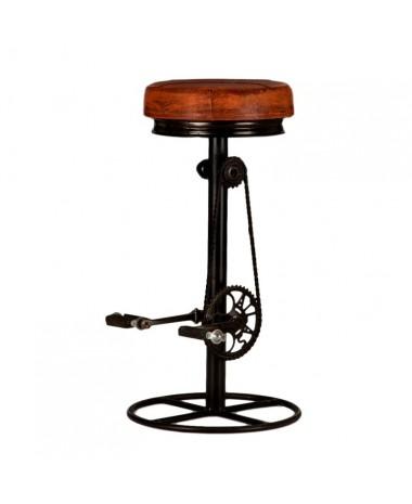 taburete vintage Pedal