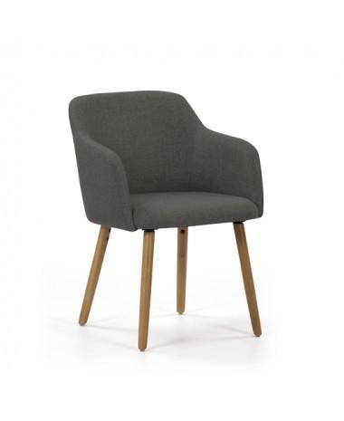 Sillón diseño Arles gris verdoso