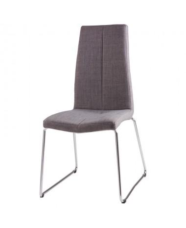 Silla diseño Arosa gris- ligh
