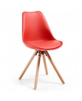 Silla Diseño Alf Rojo