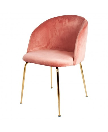 Silla Vintage Burton Pink