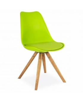 Silla Diseño Alf Verde