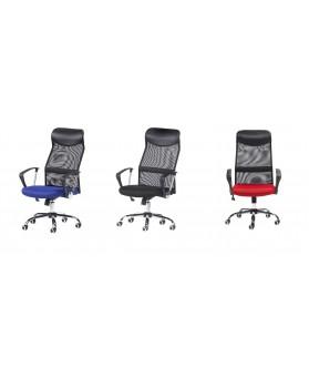 silla oficina dirección  Gamo roja
