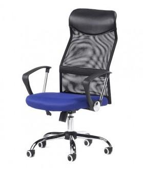 silla oficina dirección  Gamo azul