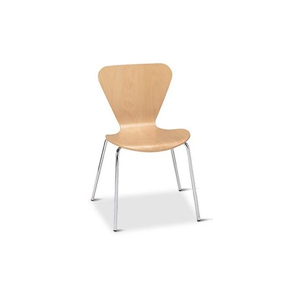 Silla dise o 1180 madera for Disenos de sillas de madera