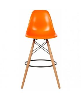 Taburete Diseño Ims Naranja