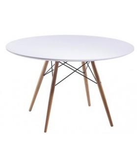 Mesa Ims patas de madera