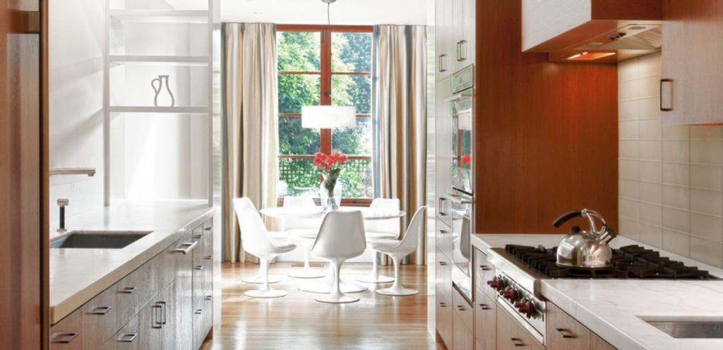 Silla Tulip Blanco, Schwarts Arquitects