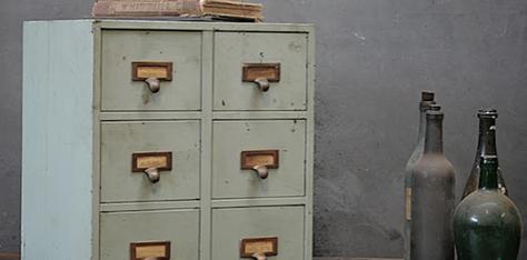 Decoracion industrial amor o odio de piezas las piezas for Muebles industriales online