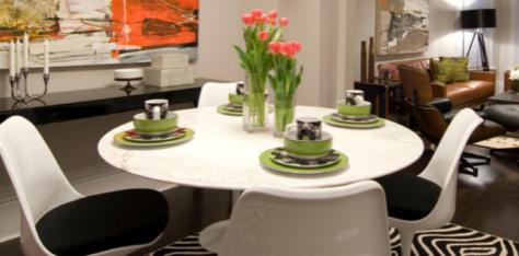 Silla Tulip, modernidad en tus espacios