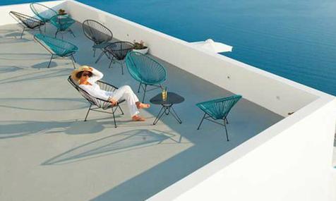 La silla Acapulco, icono de diseño mexicano.