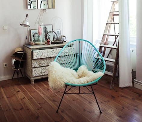 Muebles vintage m s vivo que nunca el blog de sillas - Muebles anos 50 madrid ...