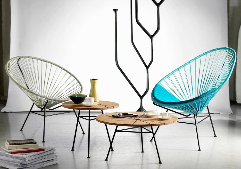 La silla acapulco icono del dise o mexicano el blog de for Sillones de plastico para terrazas