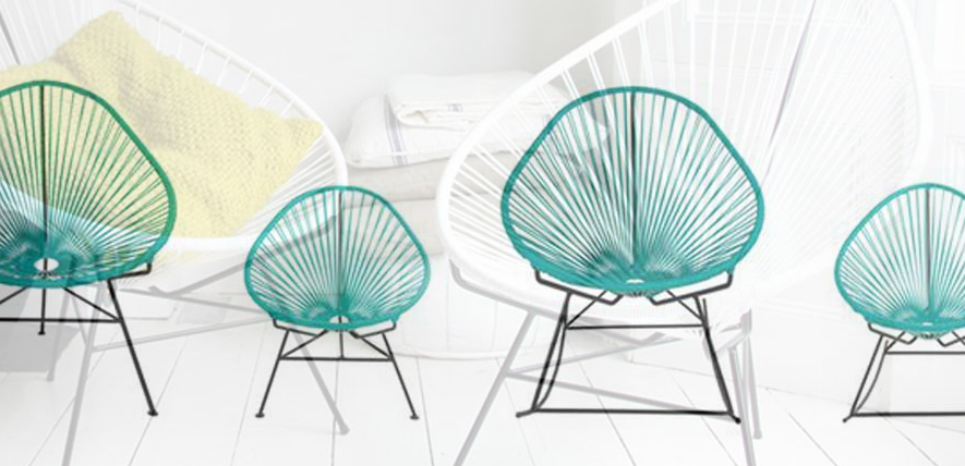 La silla acapulco icono del dise o mexicano el blog de for Sillas plastico diseno