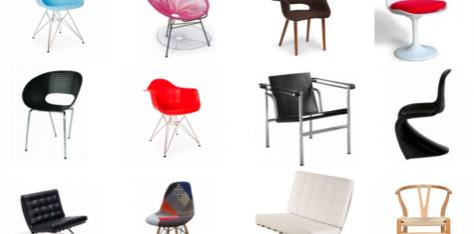 sillas de moda las sillas de dise o m s demandas
