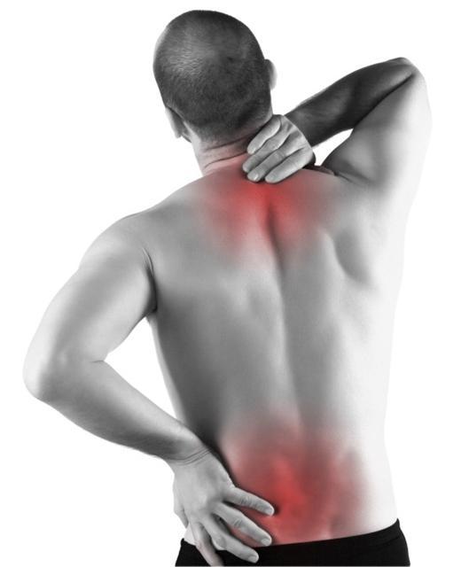 dolores de espalda