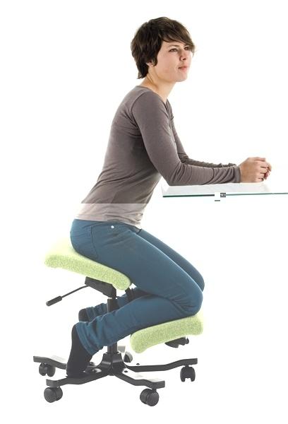 Silla ergonomica flip evita dolores de espalda y mejora for Sillas cajeras ergonomicas