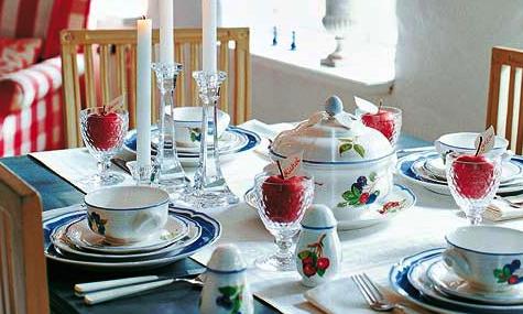10 ideas para decorar tu mesa en Navidad