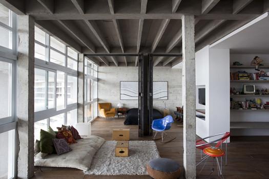 Decoracion industrial de lofts diseo de interiores El blog de