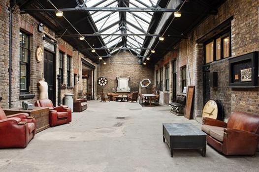Decoracion Loft Industrial ~ decoracion industrial decoraci?n para lofts ideas de decoracion
