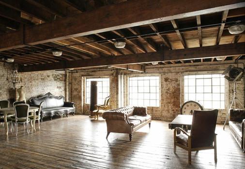 Decoracion Loft Industrial ~ La decoracion industrial ofrece ese olor a tuercas, metal, madera y a