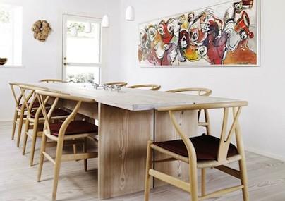 Muebles vintage más vivos que nunca
