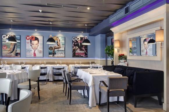 Proyectos de restaurantes diseño interiores el
