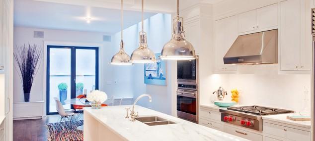 Decoracion de lujo en New York:Una casa de 7.3 millones de dólares