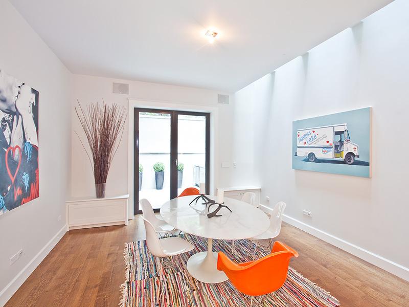 Decoracion de lujo en new york una casa de 7 3 millones de d lares el blog de sillas muebles - Casas de lujo en nueva york ...