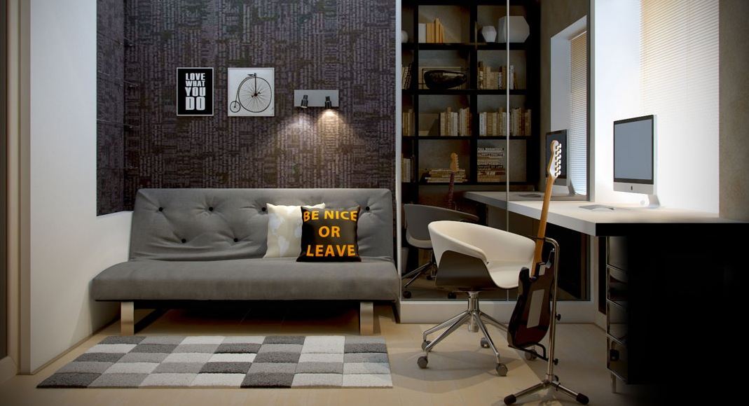 7 ideas de decoracion para tu home office sillas muebles for Casa arredo ufficio