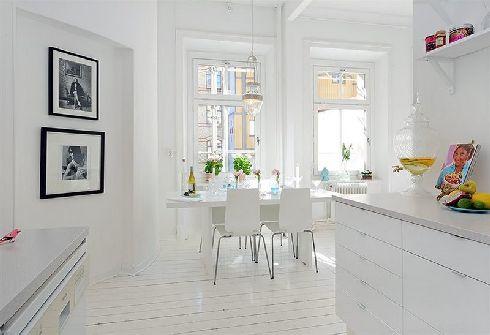 Interiorismo nordico para este apartamento el blog de - Interiorismo nordico ...
