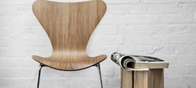 Las sillas nordicas están de moda