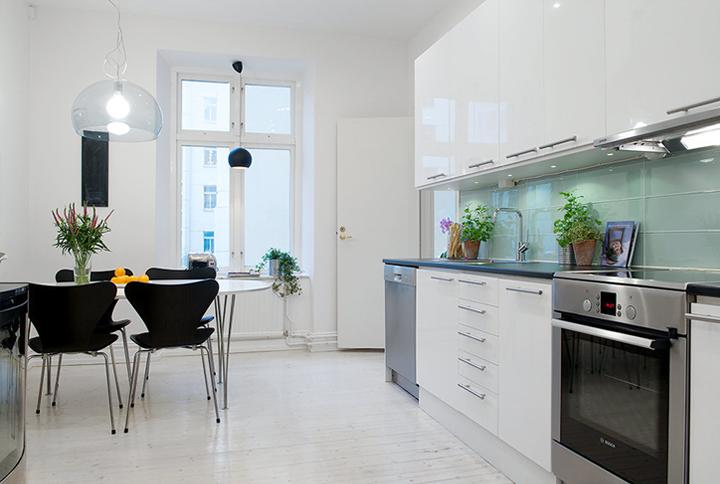Te atreves con el dise o de una cocina nordica el blog - Sillas de cocina de diseno ...