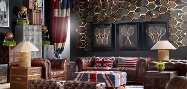 habitaciones vintage archives - el blog de sillas-muebles - sillas ... - Muebles De Diseno Vintage