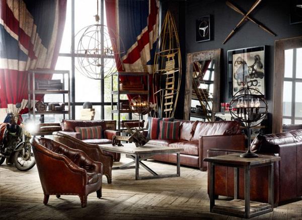 8 habitaciones vintage - El blog de Sillas-Muebles El blog de ...