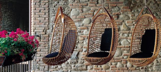 Sillas mimbre archives el blog de sillas muebles - Silla colgante mimbre ...