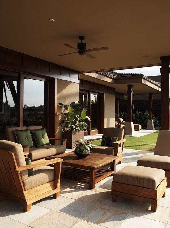 10 ideas de terrazas de dise o el blog de sillas muebles for Muebles terraza diseno