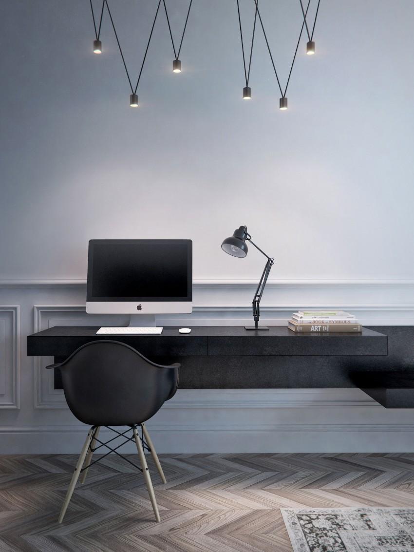 Un apartamento con dise o moderno el blog de sillas - Sillas de diseno moderno ...