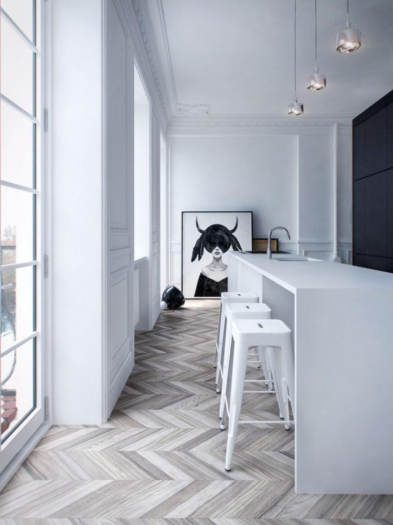 apartamento diseno moderno 5