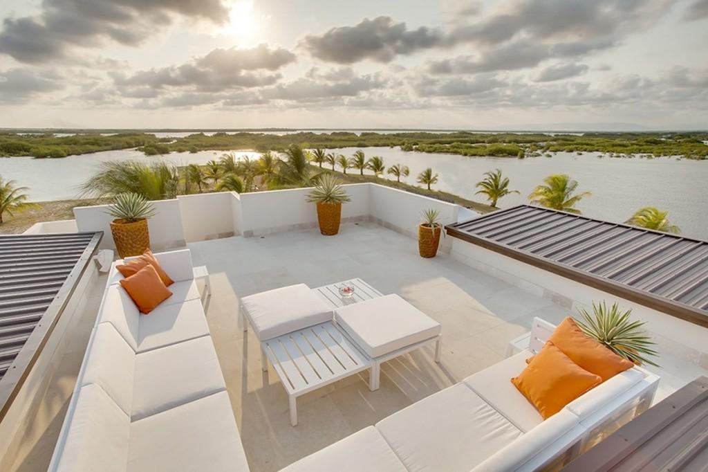 10 ideas de terrazas de dise o el blog de sillas muebles - Diseno de terraza ...