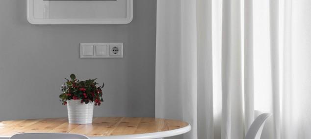 Diseño retro para un apartamento
