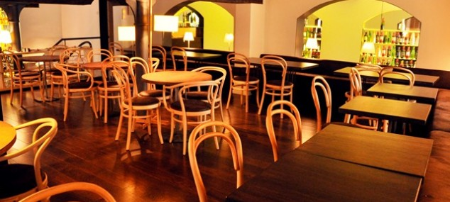 Las sillas Thonet en el restaurante Agüelo 013