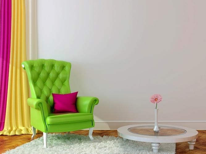 Decoración fluor,lo más de moda El blog de Sillas-Muebles – Sillas ...