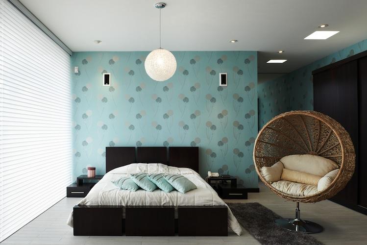 Consejos para elegir el color de pintura de una habitaci n for Color de paredes para muebles oscuros